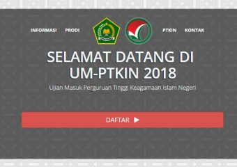 IAIN Sultan Amai Gorontalo Menerima Mahasiswa Baru melalui jalur UM-PTKIN